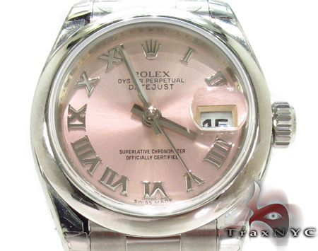 Rolex Datejust Steel 179160 Rolex Collection