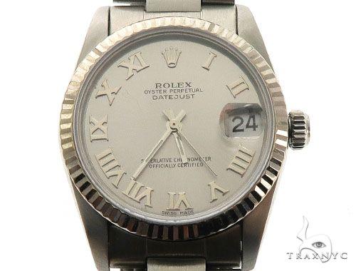 Rolex Datejust Steel 179160 64061 ロレックス レディース