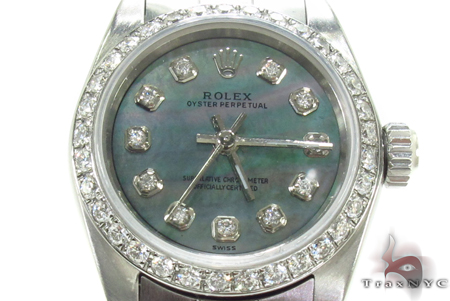 Rolex No Date Steel 179179 Rolex Collection