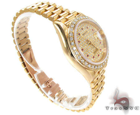 Rolex Datejust Yellow Gold 179138 Rolex Collection