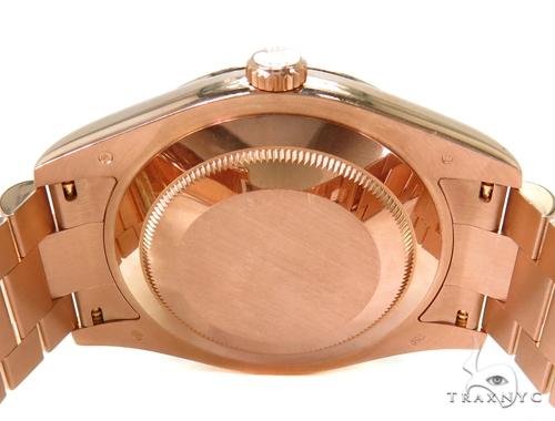 Rolex Day-Date II President Everose Gold Diamond Rolex Watch Collection