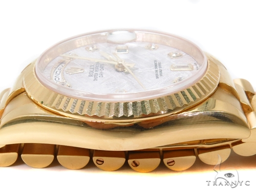Rolex Day-Date Yellow Gold 118238 44686 Diamond Rolex Watch Collection