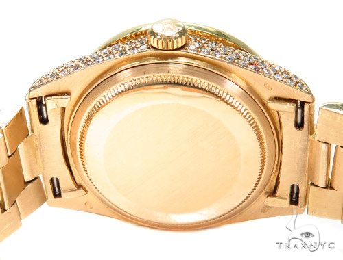 Rolex Day-Date Yellow Gold 118238 45213 Diamond Rolex Watch Collection