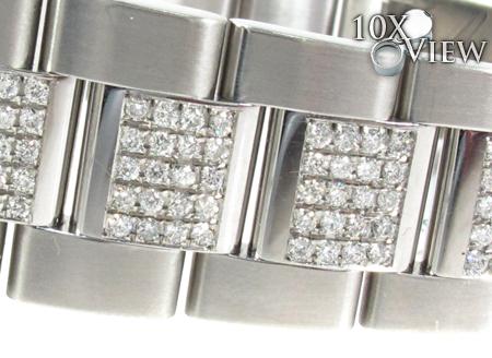 Rolex GMT-Master II Steel Diamond Rolex Watch Collection
