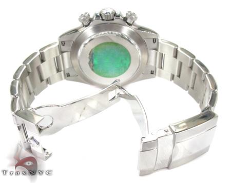 Rolex Daytona Steel Watch 116520 Diamond Rolex Watch Collection