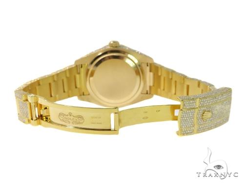 Rolex Sky-Dweller Yellow Gold Watch 326938 Diamond Rolex Watch Collection