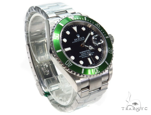 Rolex Submariner Steel Watch Black Dial 41115 Diamond Rolex Watch Collection