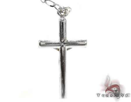 Rosary Silver Chain 24 Inches, 4mm, 11.30 Grams Silver