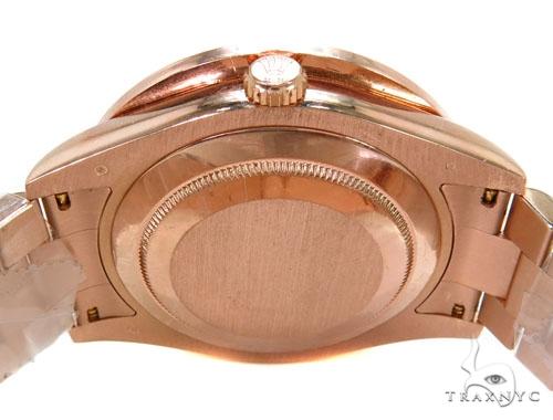 Rose Gold Day-Date Presidential Diamond Rolex Watch Diamond Rolex Watch Collection