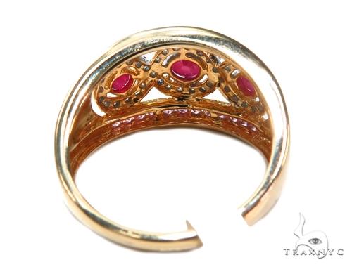 Ruby Diamond Anniversary/Fashion Ring 41824 Anniversary/Fashion