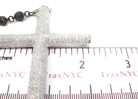 Saint Mary Diamond Rosary Chain Rosary