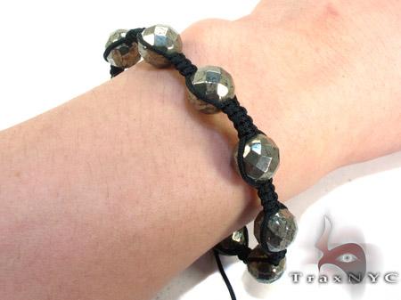 Samballa Style Bracelet Silver & Stainless Steel