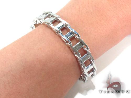 Silver Bracelet 34459 Silver
