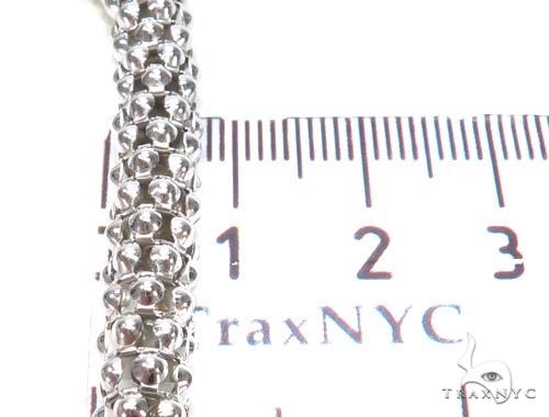 Silver Bracelet 43000 Silver & Stainless Steel