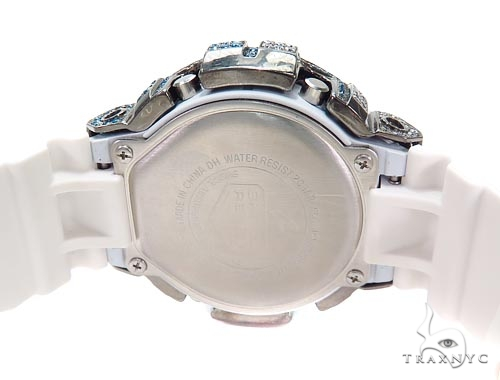 Silver Case Casio G-Shock Watch DW6900PL-7 43188 G-Shock