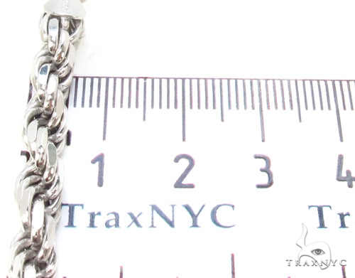 Silver n 30 Inches 6mm 79.7 Grams Silver