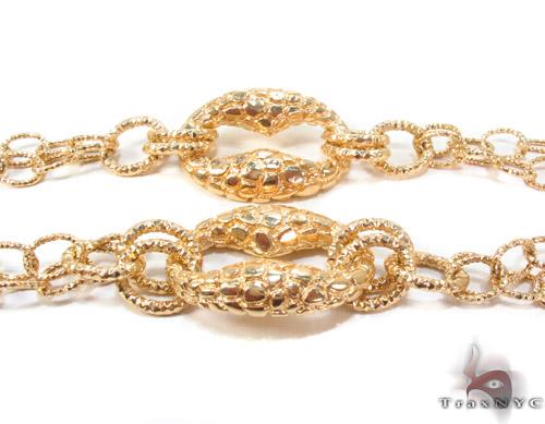 Silver Necklace 34479 Silver