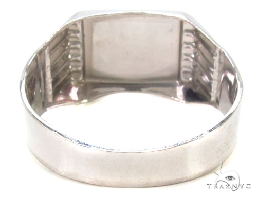 Silver Ring 36821 Metal