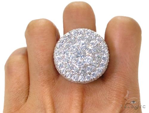 Silver Ring 40288 Metal