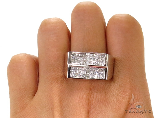 Slot Ring 2 Stone