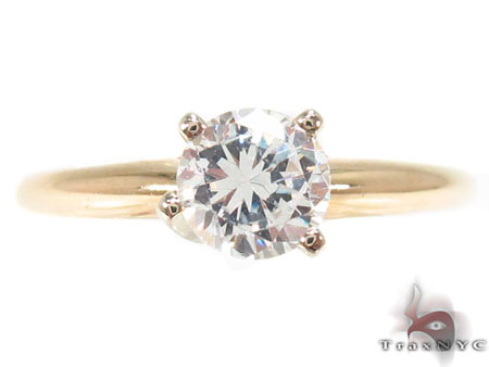 Solitair Diamond Ring 32908 Engagement