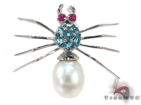 Spider Pendant Gemstone Pendants