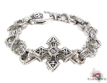Stainless Steel Bracelet 31382 Stainless Steel
