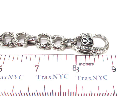 Stainless Steel Bracelet 31382 Stainless Steel