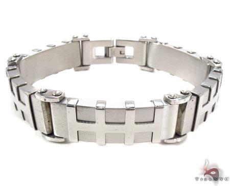 Stainless Steel Bracelet 31384 Stainless Steel