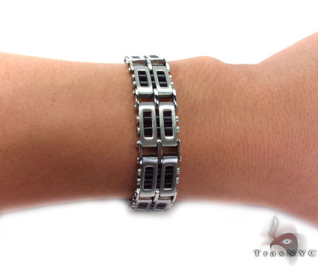 Stainless Steel Bracelet 31406 Stainless Steel