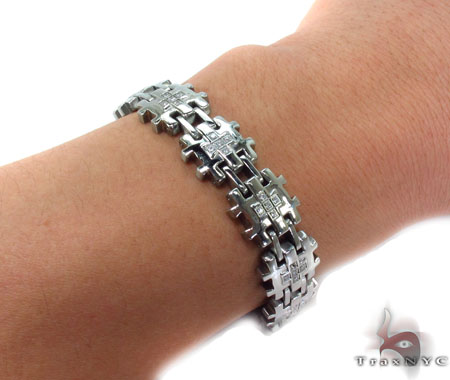 Stainless Steel Bracelet 31408 Stainless Steel