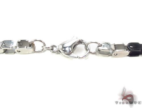 Stainless Steel n 24 Inches 5mm 46.8Grams Stainless Steel