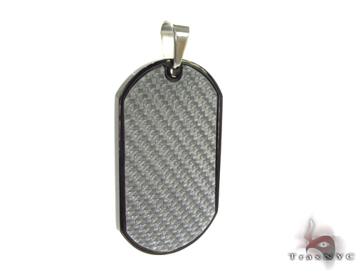 Stainless Steel Dog Tag 24 Inches, 2mm 22.3 Grams Metal
