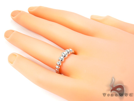 Debut White Gold Ring Anniversary/Fashion