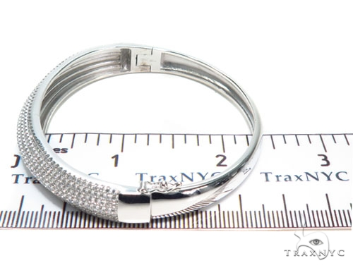 Sterling Silver Bracelet 41076 Silver & Stainless Steel