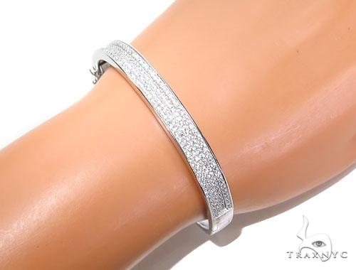 Sterling Silver Bracelet 41077 Silver & Stainless Steel