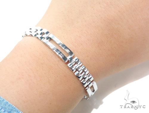 Sterling Silver Bracelet 41341 Silver
