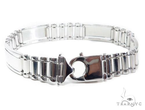 Sterling Silver Bracelet 41342 Silver