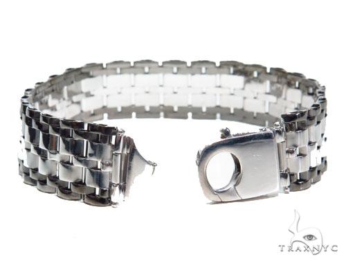 Sterling Silver Bracelet 41345 Silver