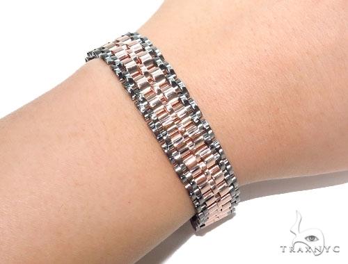 Sterling Silver Bracelet 41347 Silver