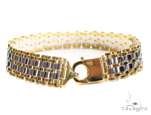 Sterling Silver Bracelet 41349 Silver