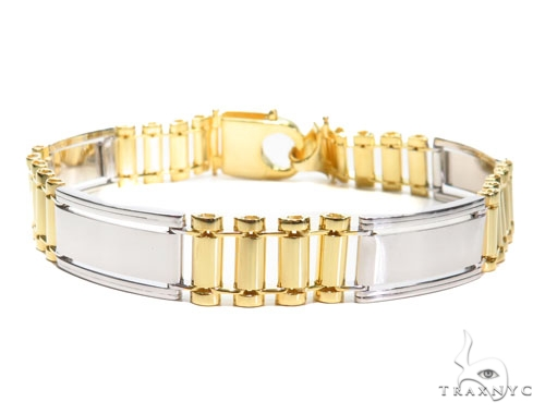 Sterling Silver Bracelet 41350 Silver