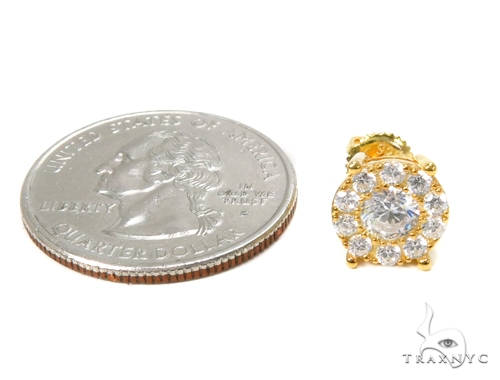Sterling Silver Earrings 40305 Metal