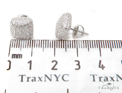 Sterling Silver Earrings 40308 Metal