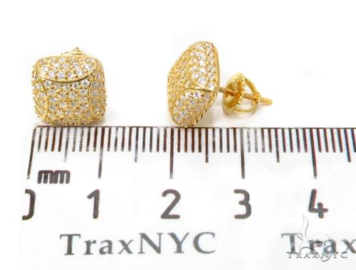 Sterling Silver Earrings 40309 Metal