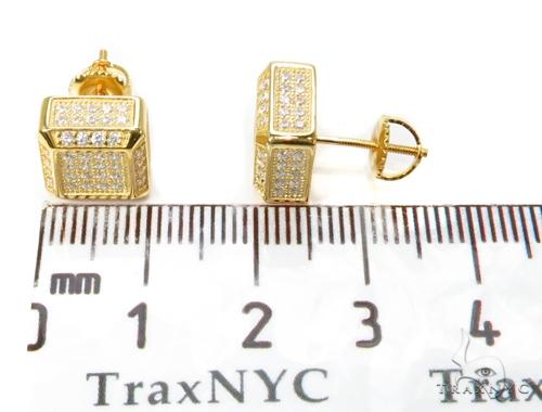 Sterling Silver Earrings 40313 Metal