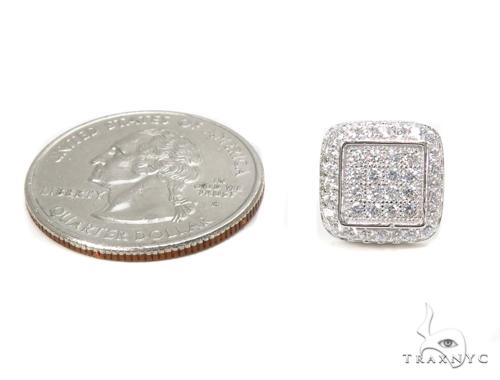 Sterling Silver Earrings 40314 Metal