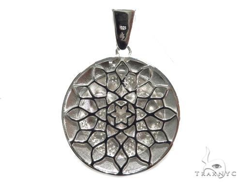 Sterling Silver Pendant 41269 Metal