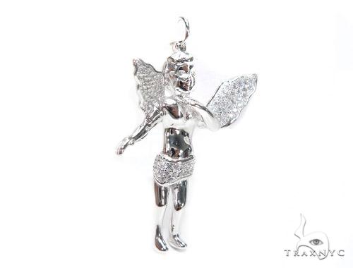Sterling Silver Pendant 42865 Metal