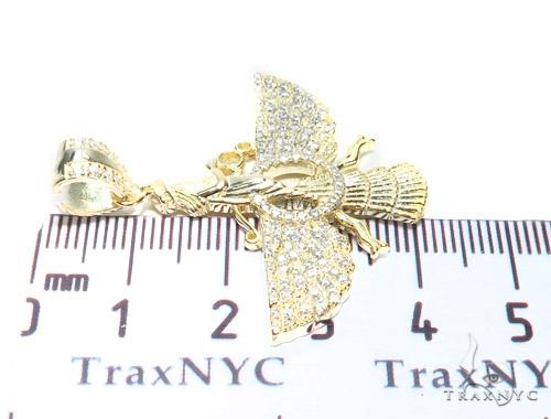 Sterling Silver Pendant 42868 Metal